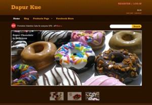 DapurKue WooCommerce Themes