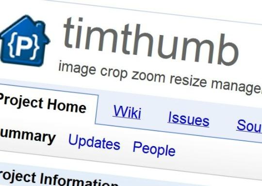 timthumb