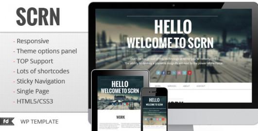 SCRN-Responsive-single-page-portfolio-Wordpress-Theme-531x270